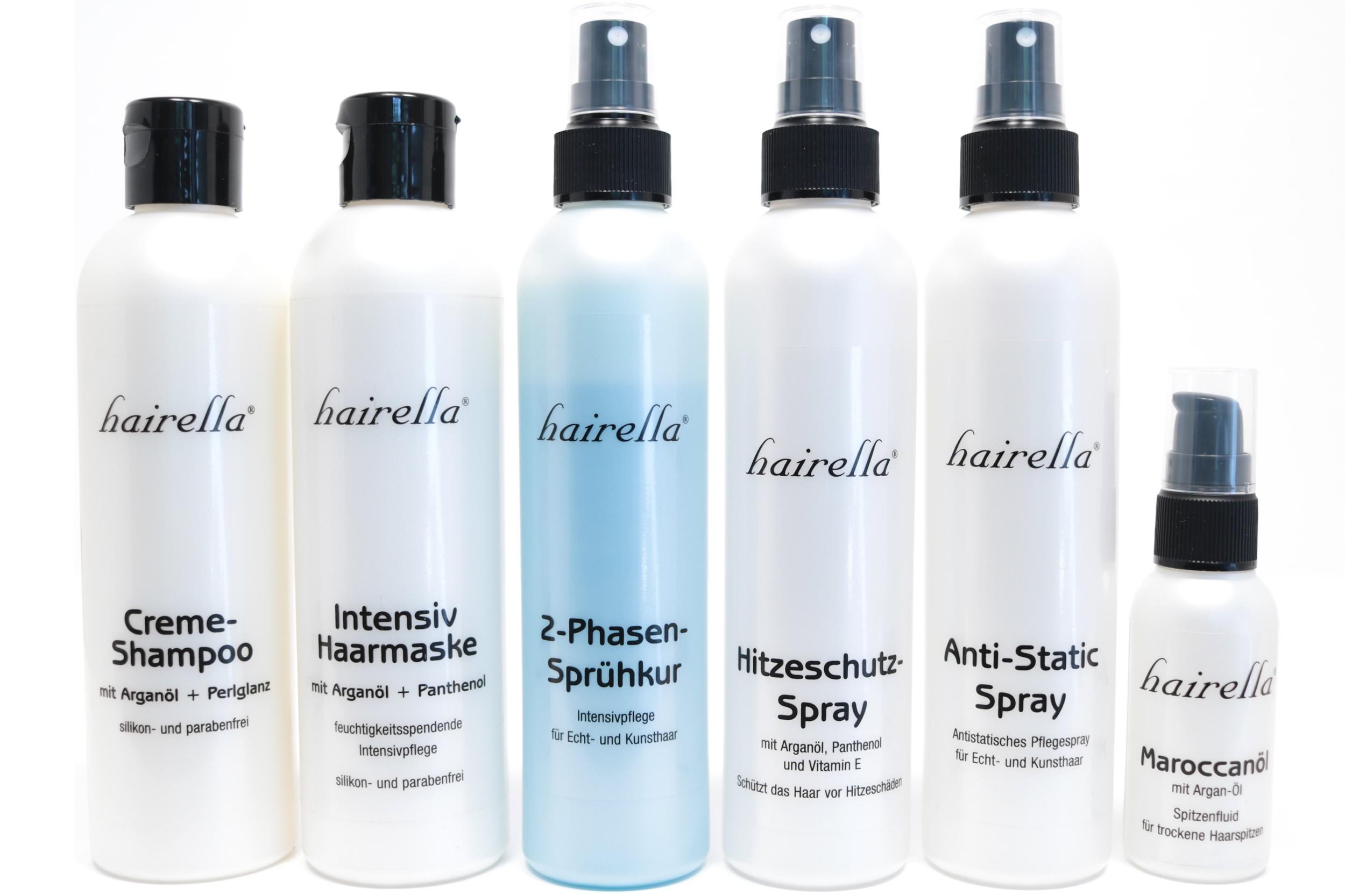 Pflegesparset XXL- hairella