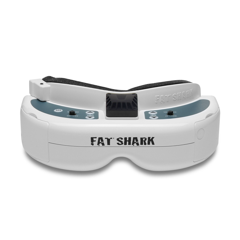 Fat Shark Dominator HD3 FPV + OLED 32ch 5.8 GHz Receiver Module – Bild 3
