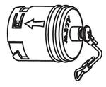 Amphenol-Endkappe (Buchse) 001