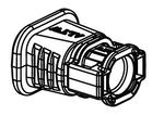 Amphenol-Buchsenverschluss 001