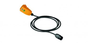 AC installation cable 5 meter with CH-plug