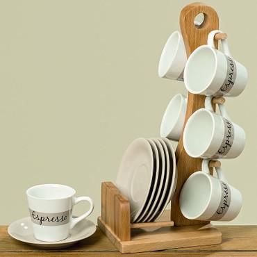 Espresso Tassen 13tlg Set Mali