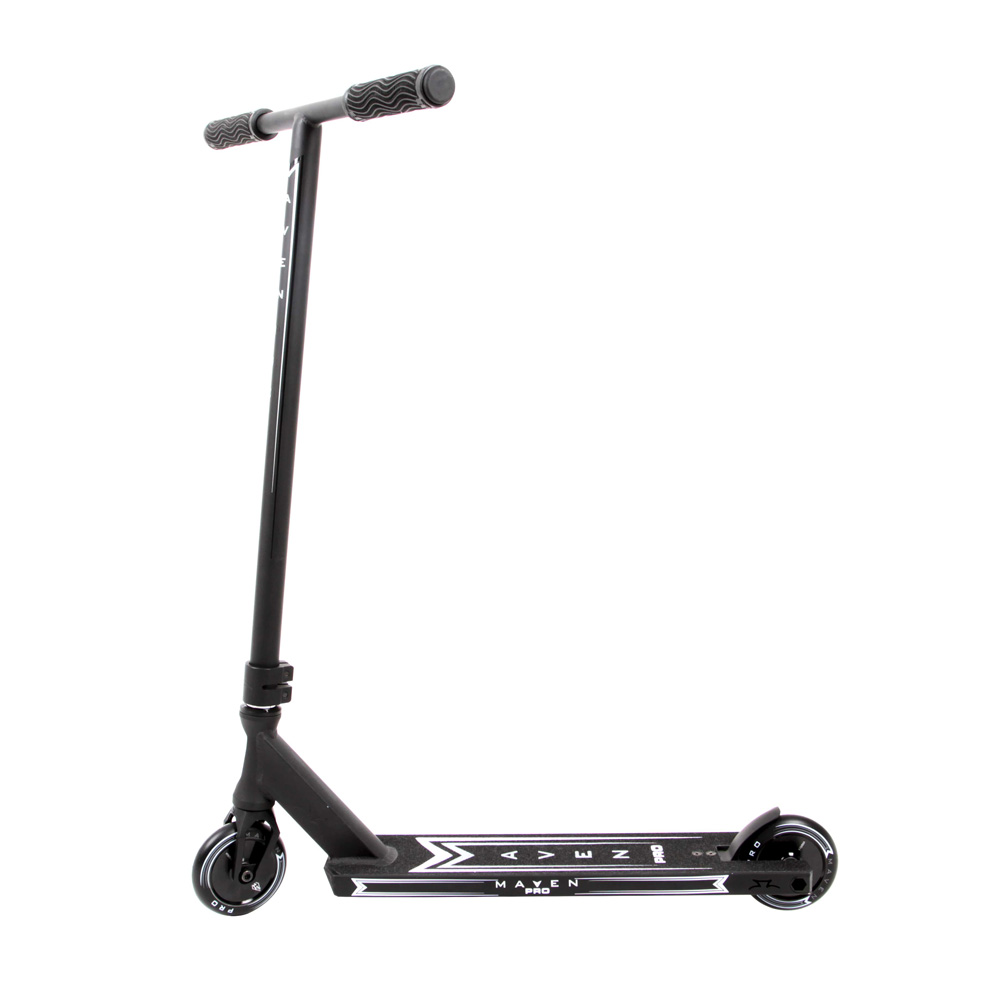 ao maven pro complete stunt scooter black scooters. Black Bedroom Furniture Sets. Home Design Ideas