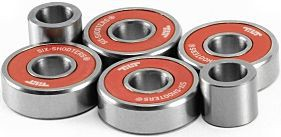 TILT Six Shooter Bearings Set