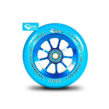 River Wheels Stunt Scooter Rolle 110mm – Bild 2