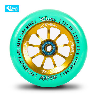River Signature Wheel 110mm – Bild 3