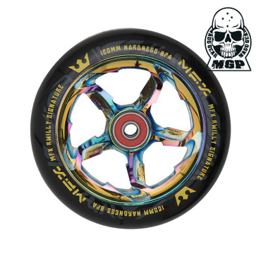 MGP MFX Wheel 120mm RWilly Signature – Bild 2