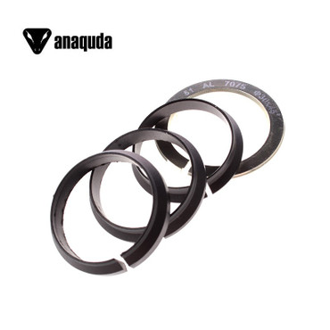 Anaquda Headset Zentrierringe Set
