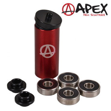 Apex Ceramic Stunt Scooter Bearing Set