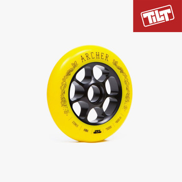 TILT Signature Wheel 110mm Stunt Scooter Rolle – Bild 7
