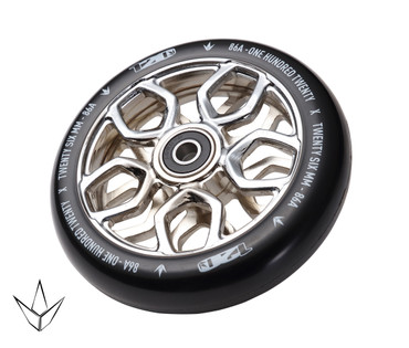 BLUNT 120mm Wheel Lambo 26mm – Bild 3
