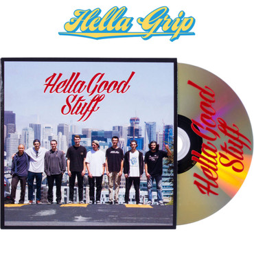 Hella Grip DVD