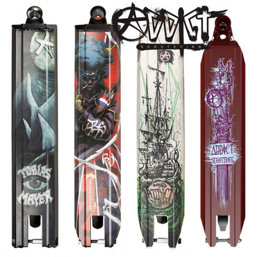 Addict Pro Blacksmith Deck – Bild 1