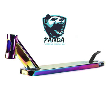 Panda Stunt Scooter Deck