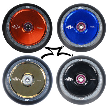 AO Scooters Helium Wheels 110mm – Bild 1