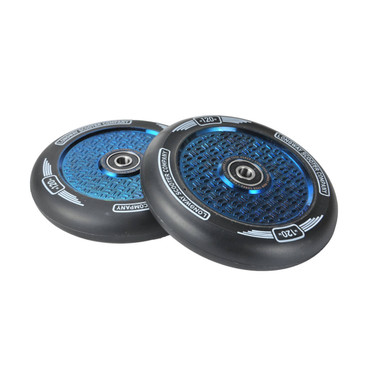 Longway Precinct V2 Hollow Core Wheels 120mm – Bild 5