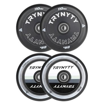 Trynyty Hollow Core Wheels 110mm