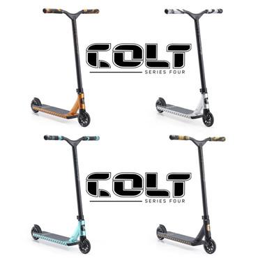 BLUNT Colt Series 4 Complete Stunt Scooter – Bild 1
