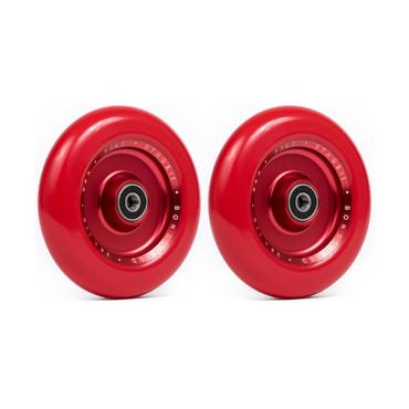 TILT Stage II Full Core Wheels red