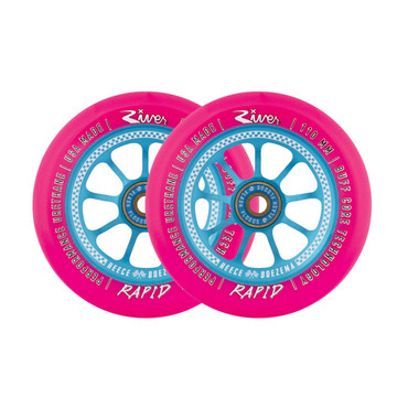 River Checkmate Rapids Reece Doezema Signature Wheels 110mm