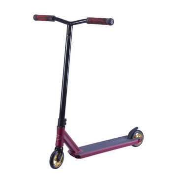Fuzion 2019 Z250 Complete Stunt Scooter SCORCHED RED – Bild 1
