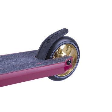 Fuzion 2019 Z250 Complete Stunt Scooter SCORCHED RED – Bild 4