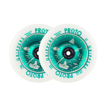 PROTO Parrish Isaacs Time's up! Grippers Stunt Scooter Wheels 110mm