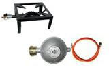 Hockerkocher 4-Bein 10,5 kW Bundle 001