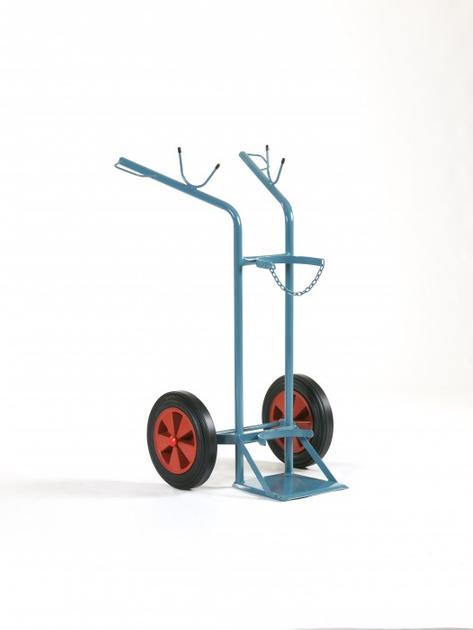 NIES Modellserie F5 Flaschenwagen für 1x 33 kg Propan