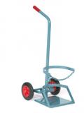 NIES Modellserie F1 Flaschenwagen für 11 kg Propan Ø 320 001