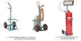 NIES Modellserie F1 Flaschenwagen MB für 33 kg Propan 001