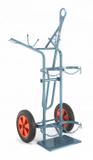 NIES Modellserie F 2 Flaschenwagen mit Kranaufhängung 001