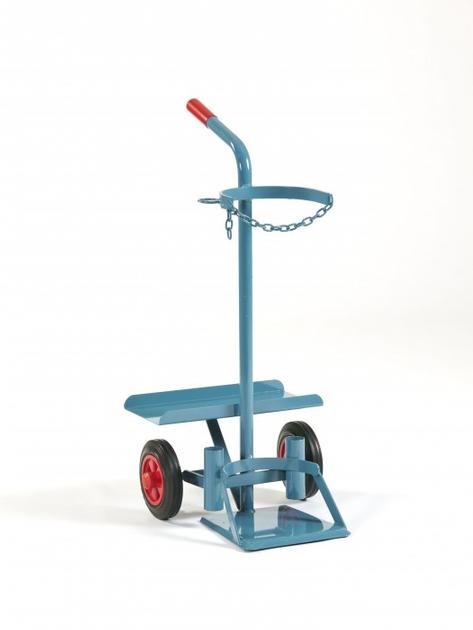 NIES Modellserie F1 Flaschenwagen für 1 x 20 l