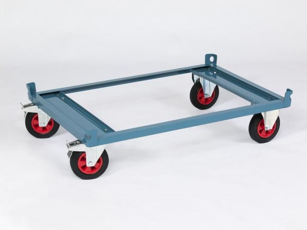 NIES PF 20 Paletten-Fahrgestell für Flachpaletten und Gitterboxen
