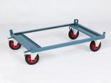 NIES PF 20 Paletten-Fahrgestell für Flachpaletten und Gitterboxen 001