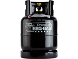Propangas in 8-KG-BBQ Flasche 001