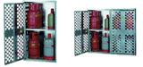 GOK Lagerschrank für Gasflaschen 001