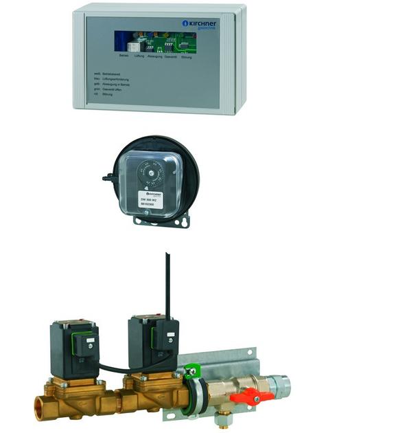 GOK Küchenabgassicherung LPG Typ EMS