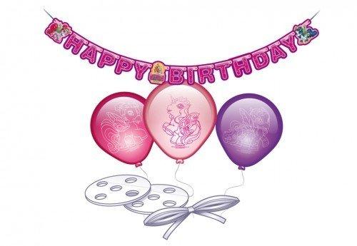 RIETHMÜLLER Ballon Deko Set Happy Birthday