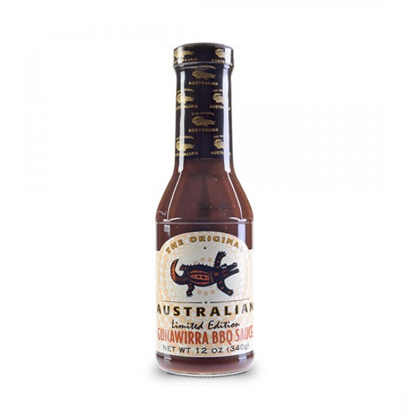 SYDNEY & FRANCES Australien Gunawirra BBQ Sauce
