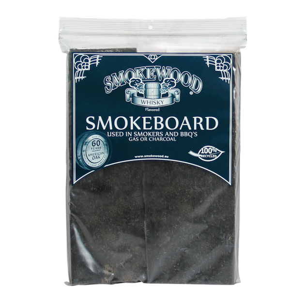 Smokewood Whisky Smokeboard