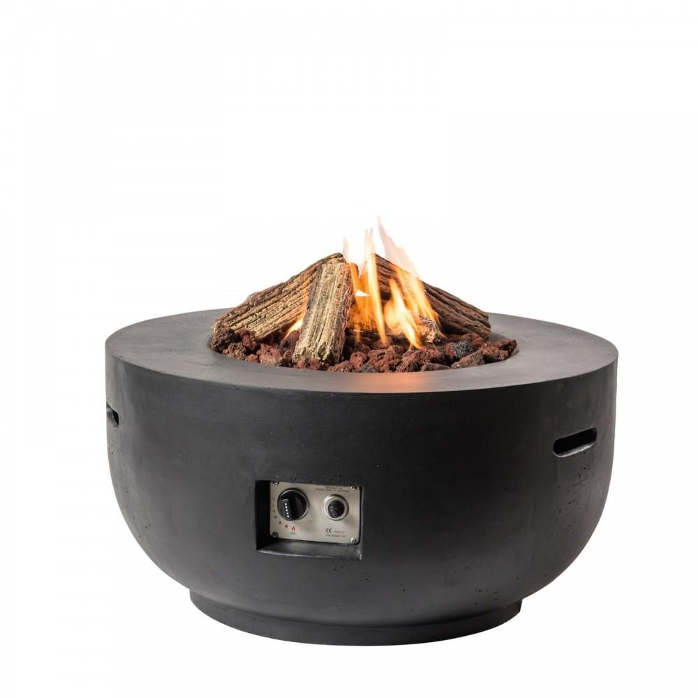 happy cocooning feuertisch bowl calice. Black Bedroom Furniture Sets. Home Design Ideas