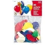 RIETHMÜLLER Ballons  30 Stück sortiert