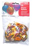 RIETHMÜLLER Ballons Marmor 8 Stück   001