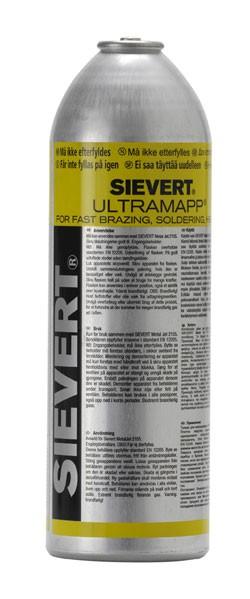 SIEVERT Gaskartusche Ultramapp 750 ml