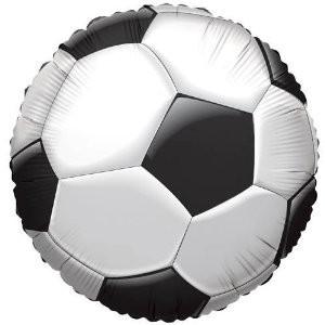 RIETHMÜLLER Folienballon 'Soccer' 18 Zoll