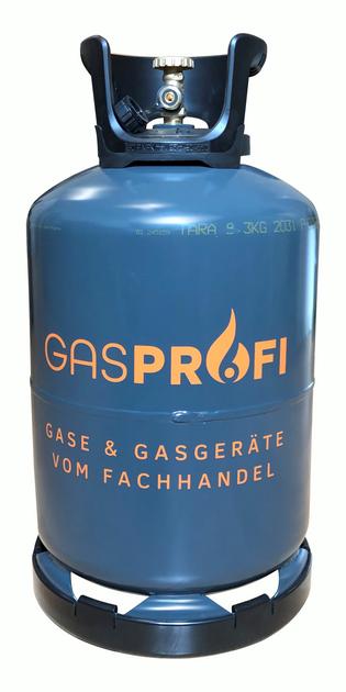 GasProfi Vollpfand Gasflasche