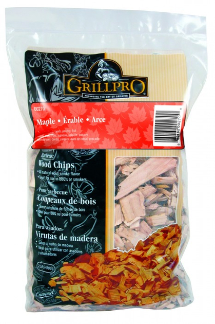 GRILLPRO Wood Chips Ahorn
