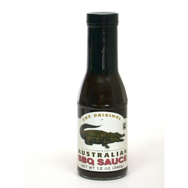 ALL-AUSTRALIAN Grill Sauce Australian BBQ Sauce 355 ml