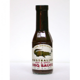 ALL-AUSTRALIAN BBQ Sauce Hot + Spicy 355 ml 001